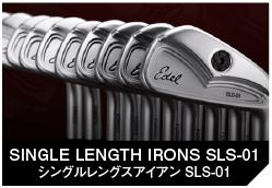シングルレングスアイアン SLS-01