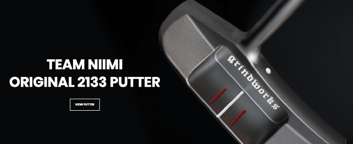 Team Niimi Original 2133 Putter