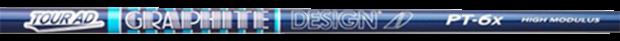 グラファイトデザイン ツアーAD PT ハイモデュラス